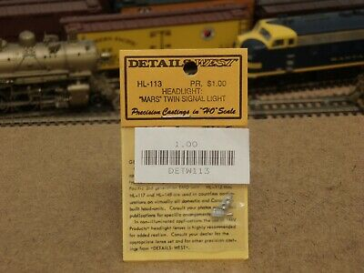 Details West 281 x HO P2K D/&RGW Detail Set GP30