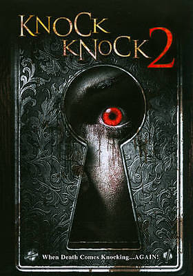 NEW Knock Knock 2 (DVD, 2012)