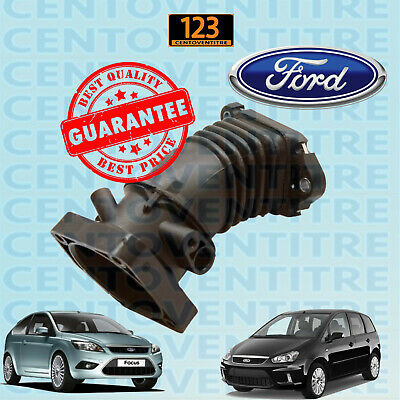 Manicotto Collettore Aspirazione Intercooler Ford Focus 1.6 Tdci 90Cv