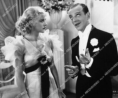 4045-018 Ginger Rogers, Fred Astaire film The Gay Divorcee 4045-018