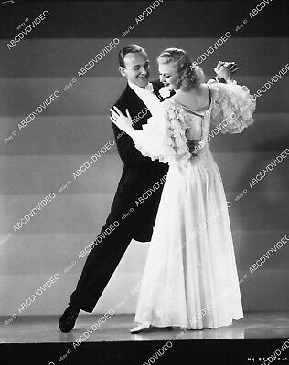 4053-016 Ginger Rogers, Fred Astaire film Carefree 4053-016
