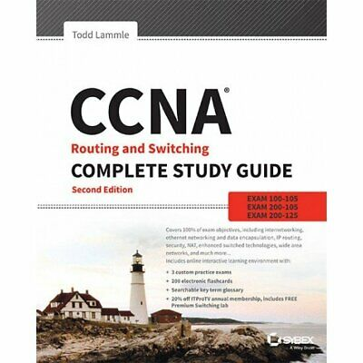 PDF - CCNA Routing And Switching Complete Study Guide 2nd Edition