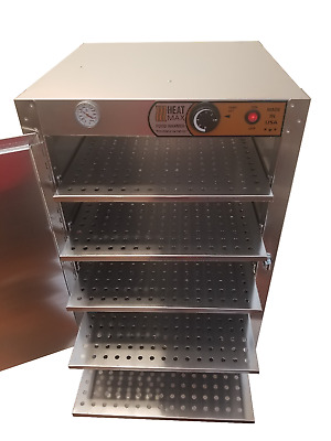 Heatmax 191929 Commercial Food Warmer Hot Box, Pizza Hot Box