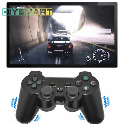 Upgraded Black Gamepad Controller for PS1/PS2 PlayStation Joypad Gamepad AU