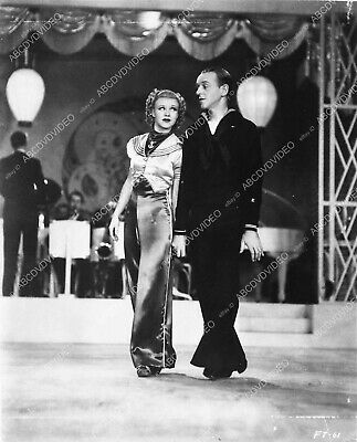 4586-022 Ginger Rogers Fred Astaire film Follow the Fleet 4586-22