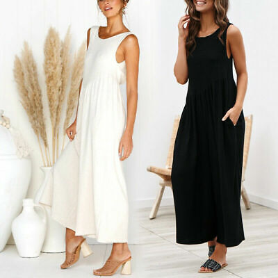 Women Dungarees Strap Harem Pant Solid Loose Jumpsuit Baggy Trousers Overalls