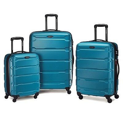 Samsonite Luggage Set Carry On with Wheels Checkin Rolling Suitcase Lightweight