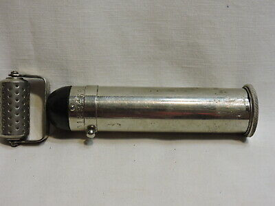Antique SOS Electric Pulser Massager Commonwealth Electric & Mfg. St. Louis 1913