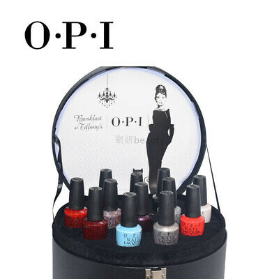 OPI 2016 Breakfast at Tiffany's Collection 15ml Nail Lacquer H01-H12 Nail Polish