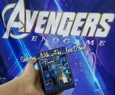 Disney Marvel Avengers Infinity War END GAME 2019 Magicband 2 Magic Band LE New