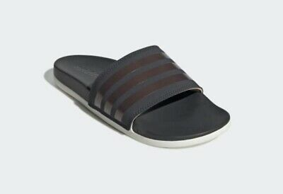 ed3a6eb4956b Adidas Adilette Cloudfoam Comfort Women's Slides Sandals House Shoes Stripes