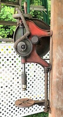 VINTAGE CHAMPION BLOWER No 50 Blacksmith Forge Tool Parts - $85 00