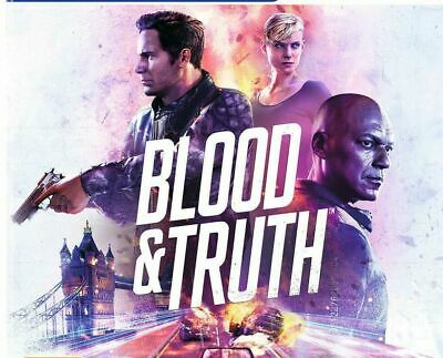 Blood and Truth VR PS4 PRE-ORDER CODE