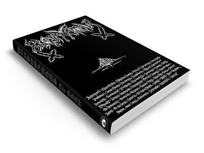 Blasphemous, The Book, Issue I + II, Book
