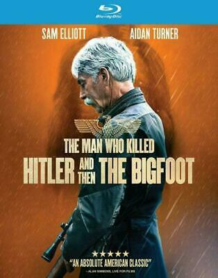 The Man Who Killed Hitler Then Bigfoot Blu ray