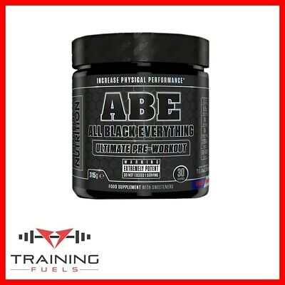 Applied Nutrition ABE All Black Everything 315g  Pre Workout 30 Servings