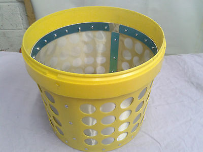 Mighty Yellow mesh filter  (Ideal for waste oil filtering)  Biodiesel