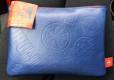 UNITED AIRLINES Spider Man Far Home First CLASS Polaris Sunday Riley AMENITY KIT