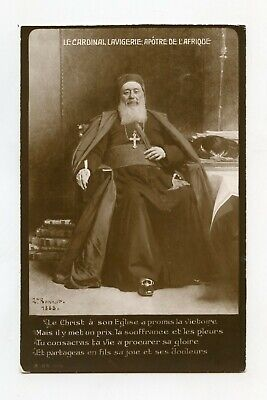 The Cardinal Lavigerie Apostle of L'Africa