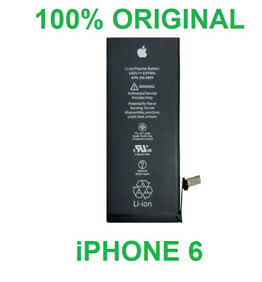 Internal Battery For iPhone 6 Original Replacement Battery With Tools 1810 mah