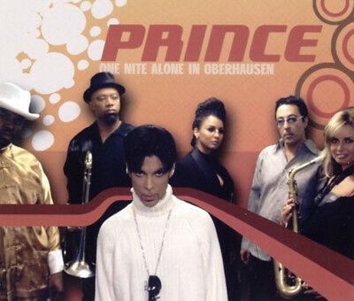 Prince - ONE NITE ALONE IN OBERHAUSEN - 3CD Set - SAB Records