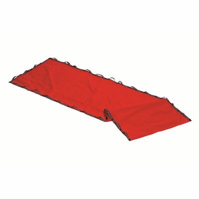 Red Slide Sheet Transfer Aid Mobility for Patients with Handles - Antibacterial
