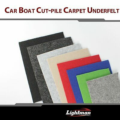 "Upholstery Durable Un-Backed Automotive Boat Trim Carpet 78""W Sold By the yard"