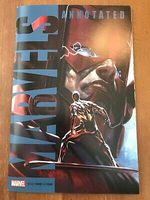 Marvels Annotated #3 2019 Dellotto Dell'Otto Variant Galactus Surfer / 9.2NM-