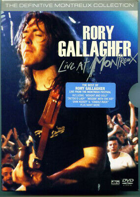 Rory Gallagher: Live at Montreux  2DVD