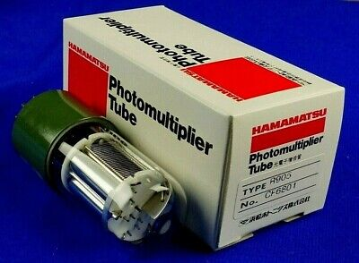 PMT HAMMAMATSU R905 Photo Multiplier Tube - NEW Original Box