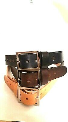 """HOLSTER HAND MADE MEN WOMEN HEAVY DUTY.1/"""" W WORK BELT REAL LEATHER .TOOL"""