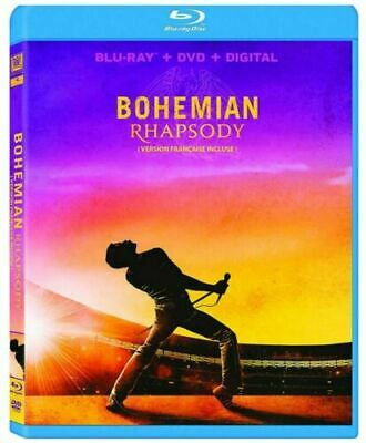 Bohemian Rhapsody Blu-ray DVD and Digital BRAND NEW!