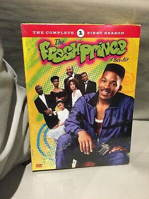 The Fresh Prince of Bel-Air - Season 1 (Brand New, Never Opened)