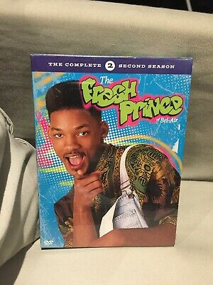 The Fresh Prince of Bel-Air - Season 2 (Brand New, Never Opened)
