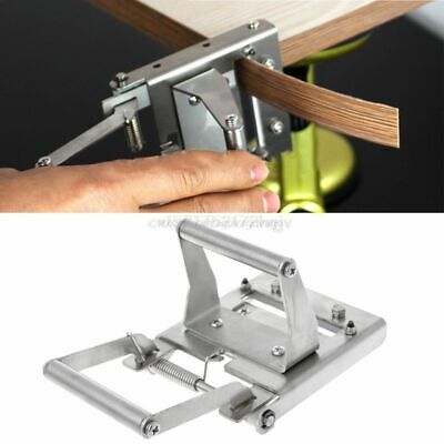 Manual Edge Trimmer Machine End Cutting Device Straight Trimming Carpentry Tools