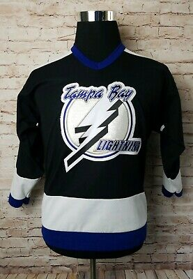 ecd7bbb5 CCM NHL TAMPA Bay Lightning 19 Brad Richards Player Joueur Jersey ...