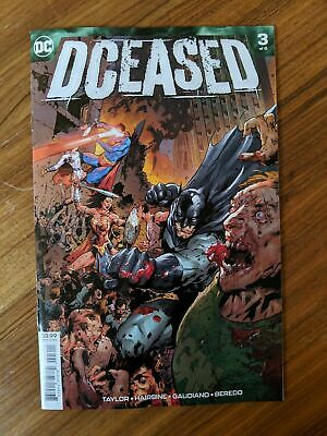 Dceased #3     NM     DC
