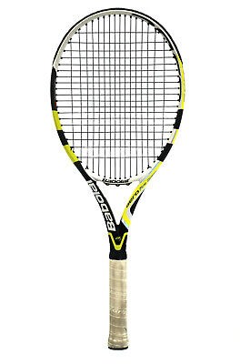 "Babolat AeroPro Drive GT Nadal Tennis Racquet with Bag 4-3/8"" Grip"