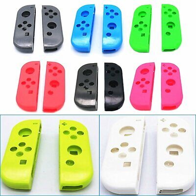 1Pair Left & Right Housing Shell Case Cover for Switch Joy-Con Controller