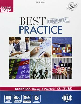 best commercial practice +cd inglese, grammatica smith 9788853615374