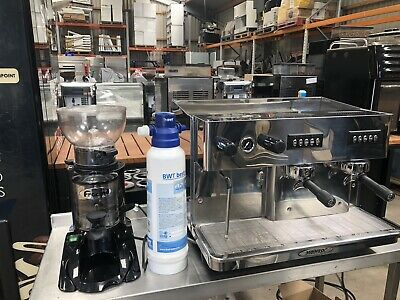 Monroc 2 Group Commercial Coffee Machine Package