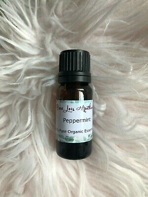 100% Pure Organic Peppermint Essential oil