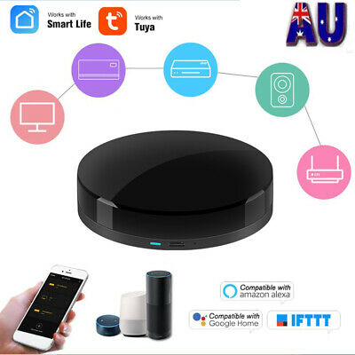 UNIVERSAL IR INFRARED Remote Control Smart Home Use APP WIFI