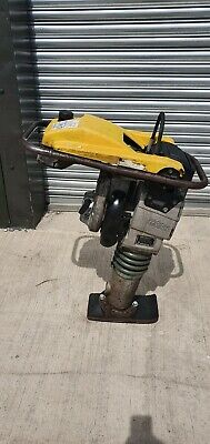 "Wacker Neuson Trench Rammer Bs502 Eco 2014 Year 6"" Foot Jumping Jack Compactor"