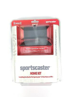 AGT XM101HK Sportscaster TM Home Kit ~ Discontinued by Manufacturer ~ NEW SEALED