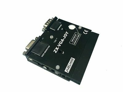 BRAND NEW: ZX-VGA-JOY Interface suitable for ZX Spectrum (VGA and Joystick)