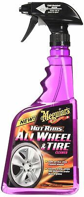 Meguiar`s ME G9524 Hot Rims All Wheel Cleaner Spray, 710 ML