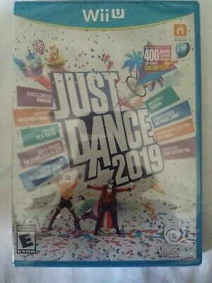 Just Dance Standard Edition Nintendo Wii 2019 SEALED FREE SHIPPING!!!