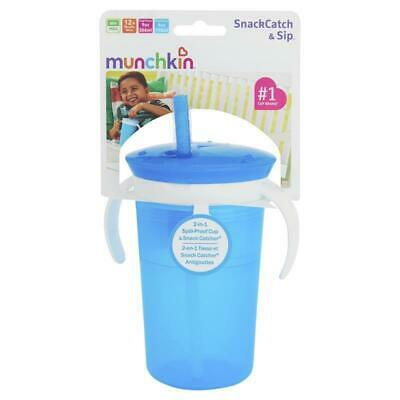 Munchkin SnackCatch & Sip 2 in 1 Cup Online Only