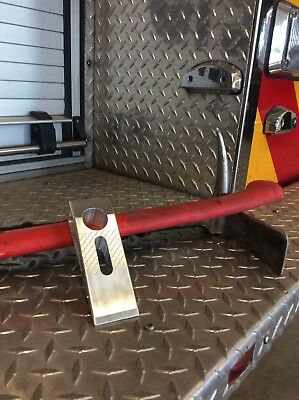 HD ProCap Wedge Magnetic Firefighter Forcible Entry Door Wedge Aluminum 5""